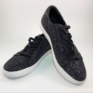 Kenneth Cole Kam glitter sneakers size 9